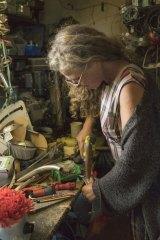 Angèle Riguidel photo Vincent Connétable